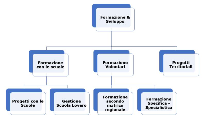 Formazione organigramma
