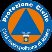 Protezione civile_città metropolitana_logo